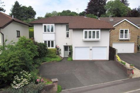 Hafod Hedd, School Road, Miskin, Pontyclun, CF72 8PH. 3 bedroom detached house
