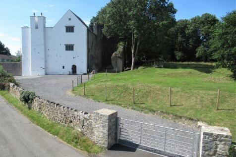 The Old Castle, Castle Street, Llantwit Major, The Vale of Glamorgan CF61 1AP. 3 bedroom detached house for sale