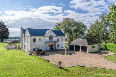 Bonvilston Hall, Bonvilston, The Vale of Glamorgan, CF5 6TQ. 6 bedroom detached house for sale