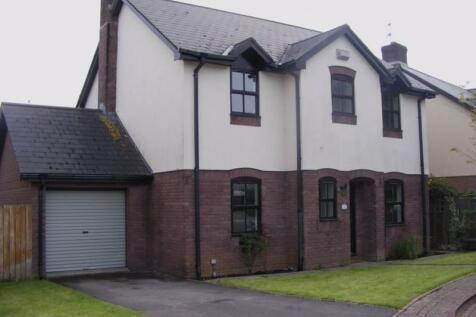 35, Middlegate Court, Cowbridge, Vale of Glamorgan CF71 7EF. 4 bedroom detached house