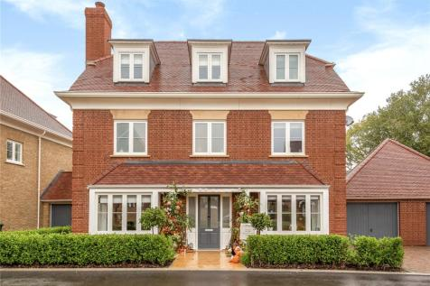 The King George Collection, Trent Park, Enfield, EN4. 5 bedroom detached house for sale