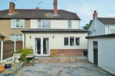 Chester Road, Wrexham, LL11, North Wales - Semi-Detached / 3 bedroom semi-detached house for sale / £169,950