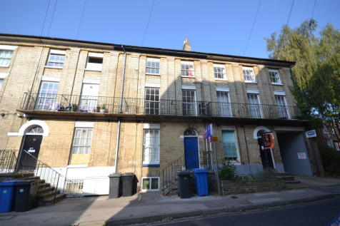 St Georges Street, Ipswich. Property