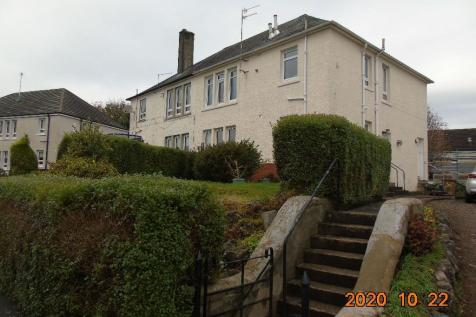 Loch Road, Bridge Of Weir, Renfrewshire, PA11. 2 bedroom ground floor flat