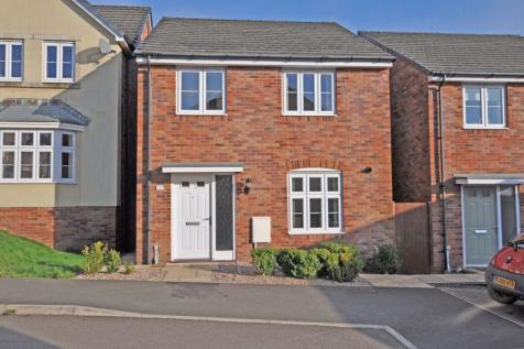 Family House, Gloch Wen Close, Newport. 4 bedroom detached house