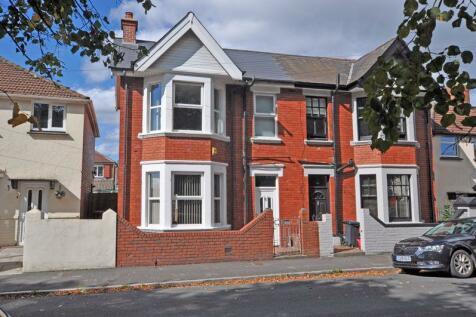 Semi-Detached House, Jeddo Close, Newport. 3 bedroom semi-detached house