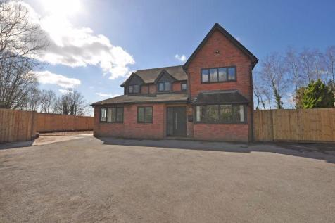 High-Spec Renovation, Pye Corner, Newport. 4 bedroom detached house for sale