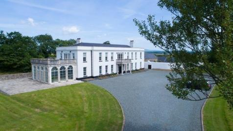 Portfield Gate, Haverfordwest, Pembrokeshire. 8 bedroom manor house for sale