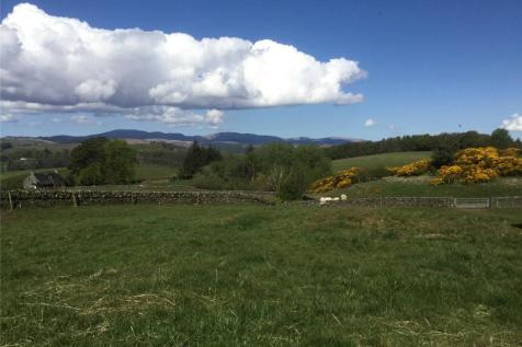 Summerhill Farm, Balmaclellan, Castle Douglas, Dumfries and Galloway, South West Scotland, DG7. 3 bedroom detached house for sale