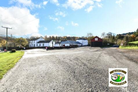 Mabie Farm Park (Burnside Farm), Mabie, Dumfries, Dumfries and Galloway, South West Scotland, DG2. 6 bedroom detached house for sale