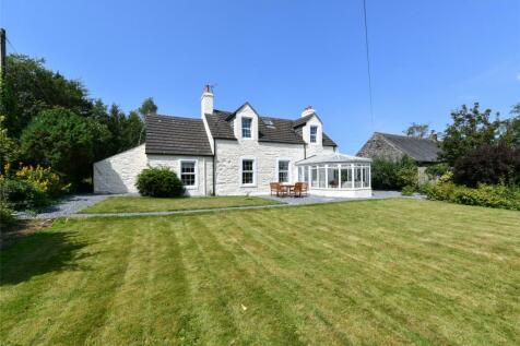 Wellhouse Farm & Cottages, Kirkcowan, Newton Stewart, Dumfries and Galloway, South West Scotland, DG8. 4 bedroom detached house for sale