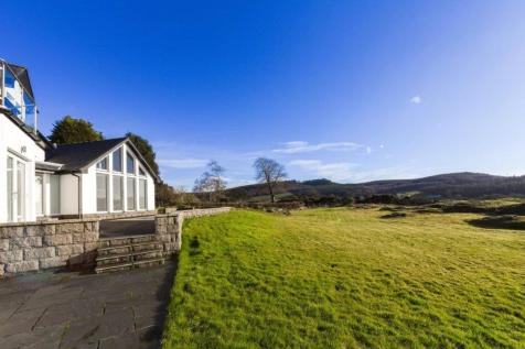 Na Aisling Taigh (The Dream House), Meikle Richorn, Dalbeattie, Dumfries and Galloway, South West Scotland, DG5. 4 bedroom detached house