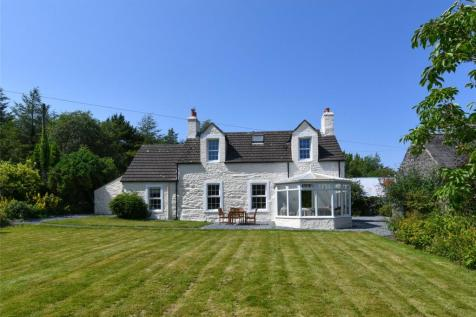 Wellhouse Farmhouse & Wrens Nest, Kirkcowan, Newton Stewart, Dumfries and Galloway, South West Scotland, DG8. 4 bedroom detached house for sale