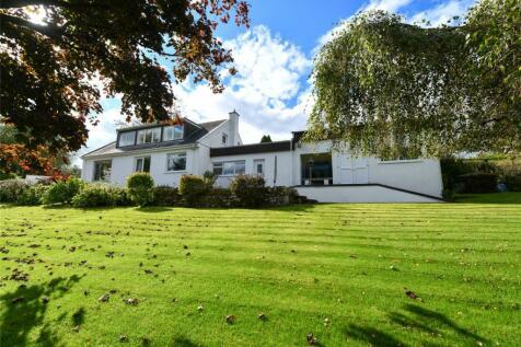 Drumgill, Planetree Park, Gatehouse of Fleet, Castle Douglas, Dumfries and Galloway, DG7. 4 bedroom detached house for sale