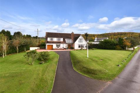 Holmcroft, Middleshaw, Lockerbie, Dumfries & Galloway, South West Scotland, DG11. 4 bedroom detached house for sale