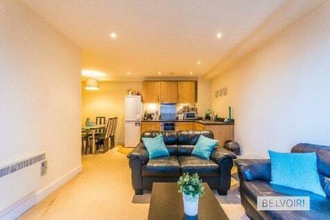 Cutlass Court, 26 Granville Street, Birmingham. 2 bedroom apartment