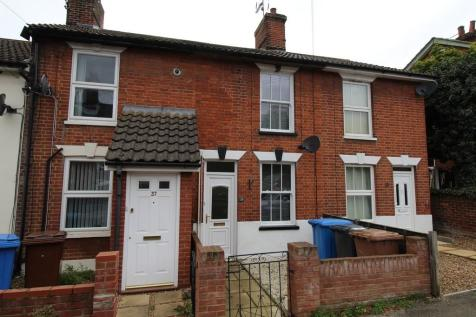 Nottage Road, Ipswich. 2 bedroom terraced house