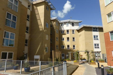 Centrum Court, Ipswich. 1 bedroom apartment