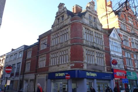Chatham Street, Leicester, Leicestershire, LE1. 1 bedroom flat
