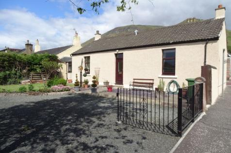 James Street, Alva. 2 bedroom detached bungalow for sale