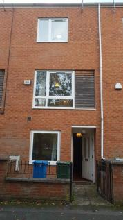Lauderdale Crescent, Manchester, M13. 4 bedroom terraced house