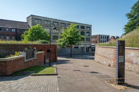 Plot 7, Castle Street, City Centre NR1. 2 bedroom apartment for sale