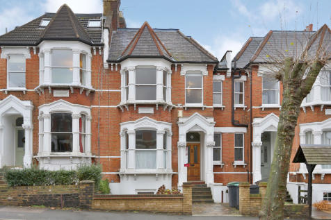 Ferme Park Road, London. 7 bedroom terraced house for sale