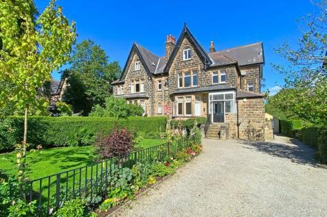 Duchy Road, Harrogate. 4 bedroom maisonette