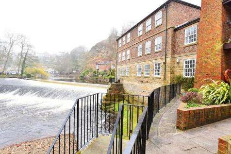 Castle Mills, Waterside, Knaresborough, HG5 8DE. 2 bedroom apartment