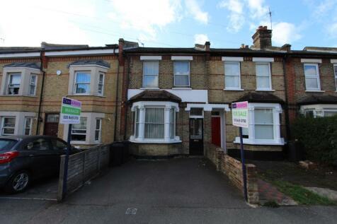 Oval Road, East Croydon, CR0. 3 bedroom terraced house