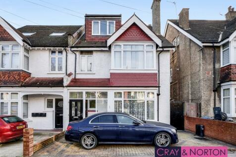 Blenheim Park Road, South Croydon, CR2. 5 bedroom semi-detached house for sale