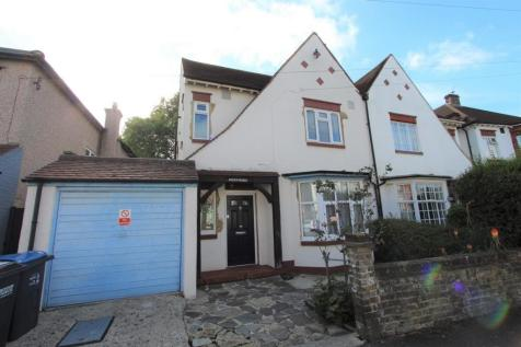 Leicester Road, Croydon, CR0. 3 bedroom semi-detached house