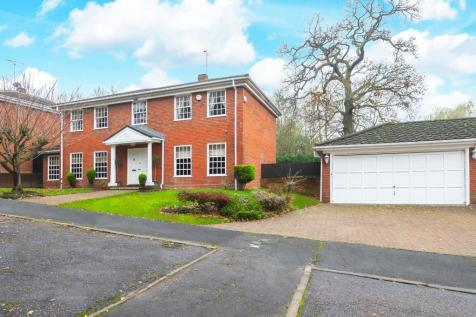 Audleigh Place, Chigwell, Essex, IG7. 4 bedroom detached house for sale