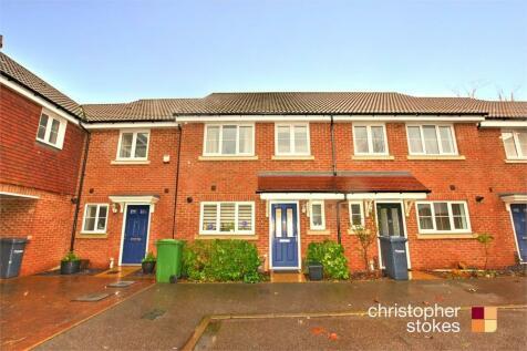 Aldermere Avenue, West Cheshunt, Hertfordshire. 3 bedroom terraced house
