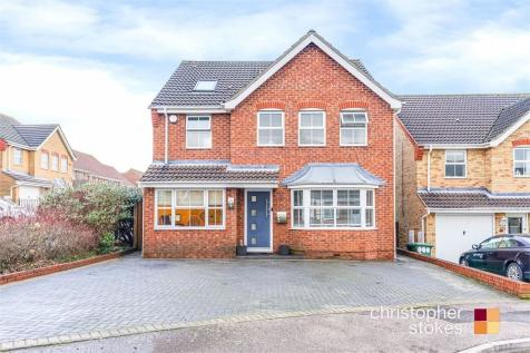 Bloomfield Road, West Cheshunt, Hertfordshire. 6 bedroom detached house for sale