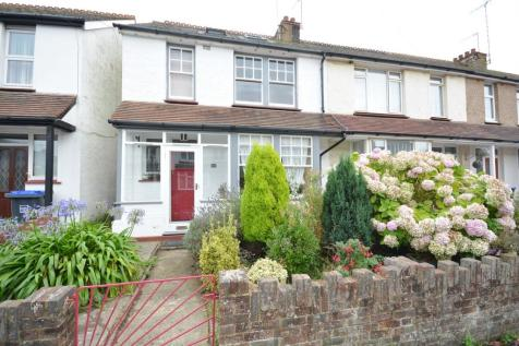 Shoreham-by-Sea. 4 bedroom semi-detached house for sale