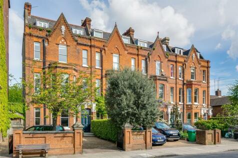 Church Road, Barnes, London, SW13. 5 bedroom end of terrace house