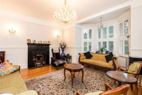 Dukes Avenue, Chiswick, London, W4. 5 bedroom semi-detached house for sale