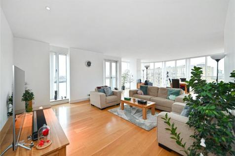 Belgrave Court, 36 Westferry Circus, Canary Wharf, London, E14. 2 bedroom flat for sale