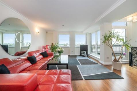 Keepier Wharf, 12 Narrow Street, London, E14. 4 bedroom flat for sale