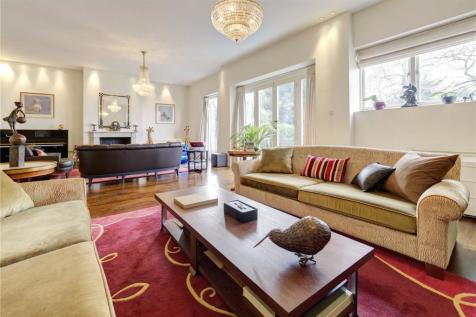 West Heath Road, Hampstead, London, NW3. 6 bedroom detached house for sale