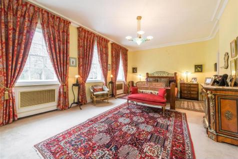 Hyde Park Crescent, Hyde Park, London, W2. 6 bedroom end of terrace house