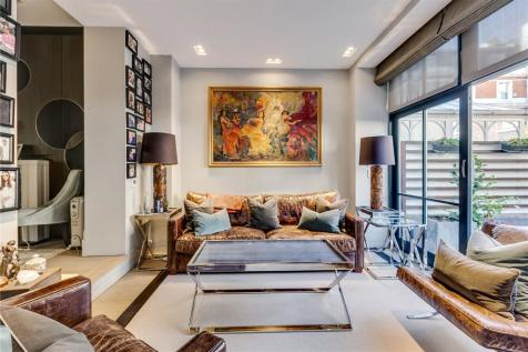 Montpelier Square, Knightsbridge, SW7. 6 bedroom terraced house for sale