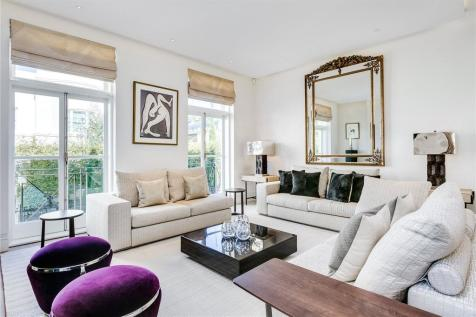 Chapel Street, Belgravia, SW1X. 6 bedroom end of terrace house for sale