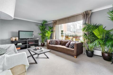 Thorburn House, Kinnerton Street, Knightsbridge, SW1X. 3 bedroom flat