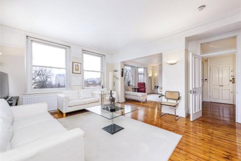 Lampard House, 8 Maida Avenue, London, W2. 3 bedroom flat for sale