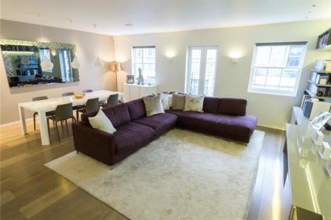 Pindock Mews, Little Venice, London, W9. 4 bedroom mews house for sale