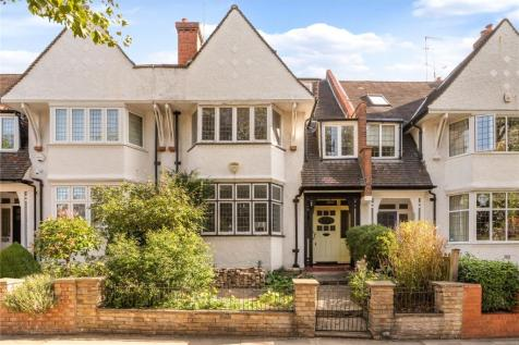 Ashworth Road, Maida Vale, London, W9. 4 bedroom house