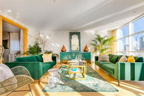 Icon Apartments, 129 Grosvenor Road, Pimlico, London, SW1V. 4 bedroom flat for sale