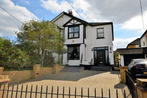 Western Road, Billericay, CM12. 4 bedroom semi-detached house for sale